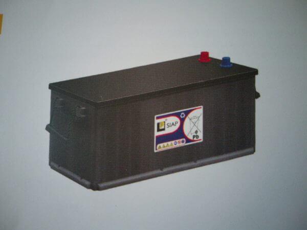 Battery 6 GEL 140