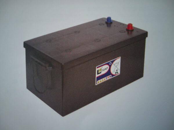 Battery 6 GEL 165