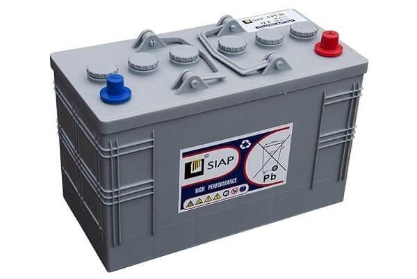 жидко-кислотные аккумуляторы для поломоечных машин
