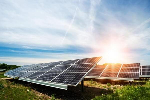 солнечные электростанции в работе