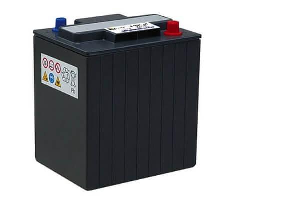 аккумулятор для погрузчика 3 GEL 265