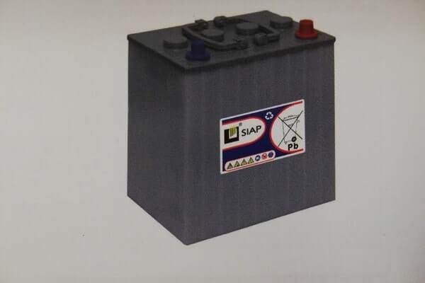 аккумулятор для погрузчика 4 PT 160