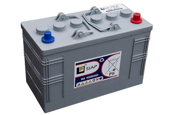 аккумулятор для погрузчика 6 PT 90